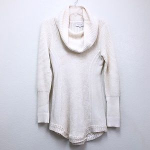 Angel Of The North Rosie Cowl Neck Tunic Sweater